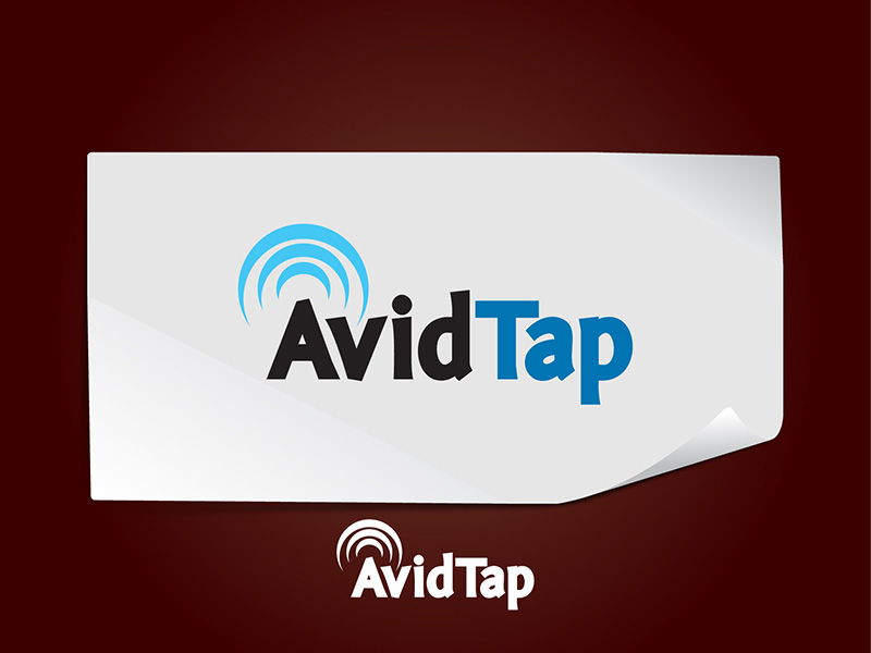 Logo Design by scorpy - Entry No. 14 in the Logo Design Contest Imaginative Logo Design for AvidTap.