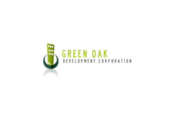 Logo Design by Tathastu Sharma - Entry No. 189 in the Logo Design Contest Unique Logo Design Wanted for Green Oak Development Corp..