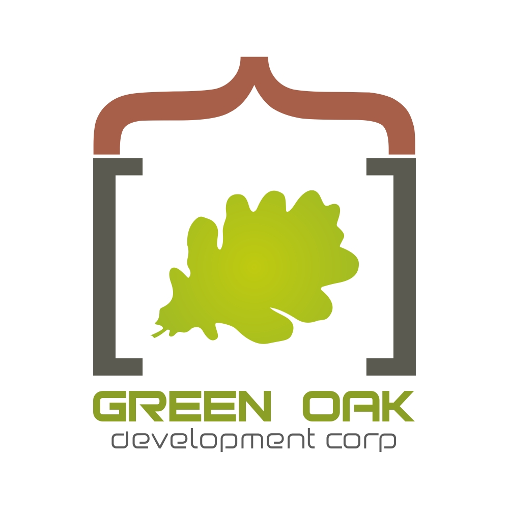 Logo Design by Private User - Entry No. 190 in the Logo Design Contest Unique Logo Design Wanted for Green Oak Development Corp..