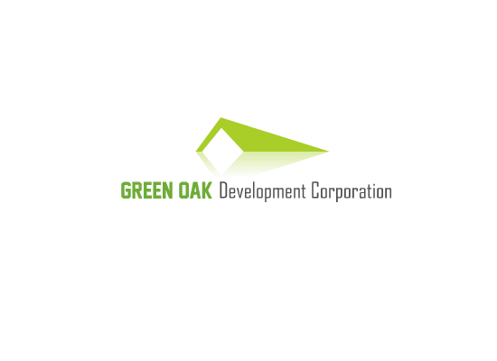 Logo Design by Tathastu Sharma - Entry No. 192 in the Logo Design Contest Unique Logo Design Wanted for Green Oak Development Corp..