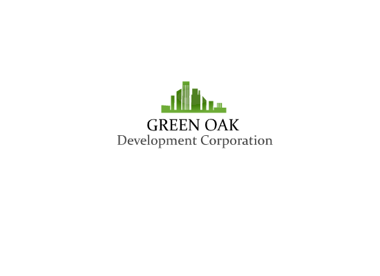 Logo Design by Tathastu Sharma - Entry No. 194 in the Logo Design Contest Unique Logo Design Wanted for Green Oak Development Corp..