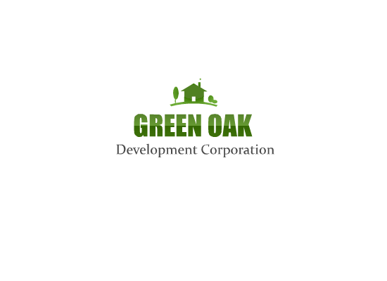 Logo Design by Tathastu Sharma - Entry No. 195 in the Logo Design Contest Unique Logo Design Wanted for Green Oak Development Corp..