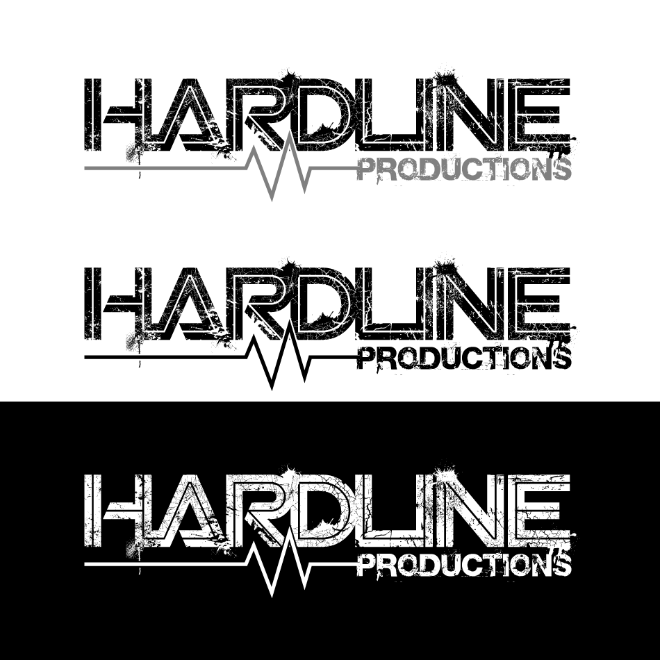 Logo Design by GraySource - Entry No. 120 in the Logo Design Contest Hardline Productions.