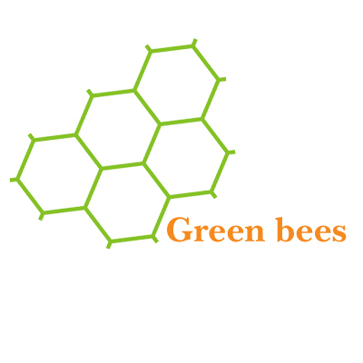 Logo Design by Crystal Desizns - Entry No. 124 in the Logo Design Contest Greenbees Logo Design.