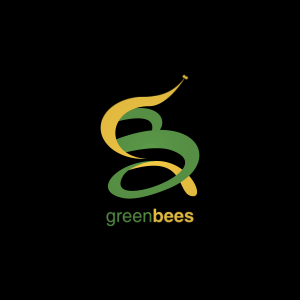 Logo Design by Private User - Entry No. 127 in the Logo Design Contest Greenbees Logo Design.