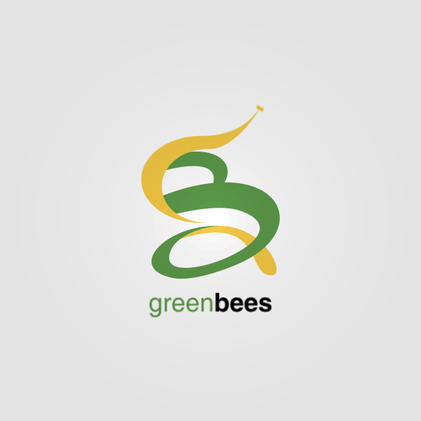 Logo Design by Private User - Entry No. 128 in the Logo Design Contest Greenbees Logo Design.