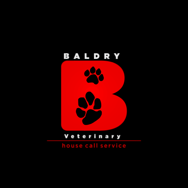 Logo Design by Private User - Entry No. 49 in the Logo Design Contest Captivating Logo Design for Baldry Veterinary House Call Service.