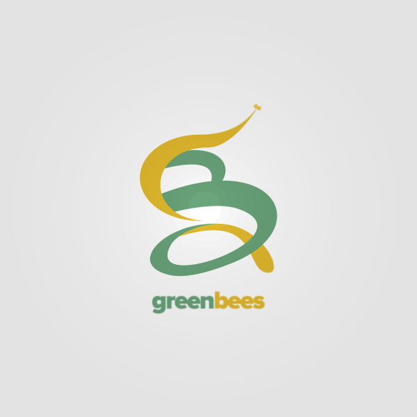 Logo Design by Private User - Entry No. 131 in the Logo Design Contest Greenbees Logo Design.