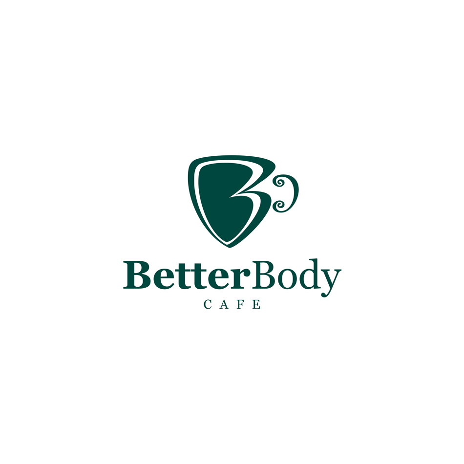Logo Design by moxlabs - Entry No. 53 in the Logo Design Contest New Logo Design for Better Body Cafe.