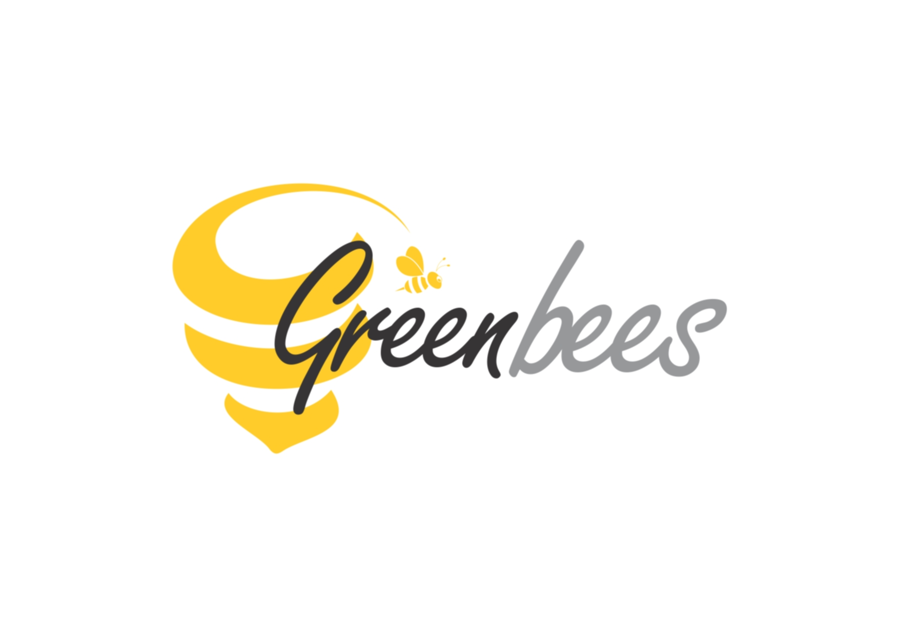 Logo Design by Private User - Entry No. 143 in the Logo Design Contest Greenbees Logo Design.