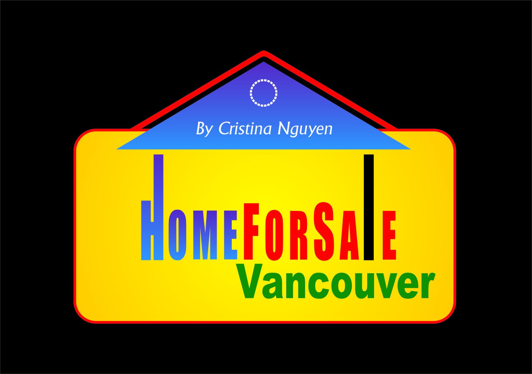 Logo Design by RasYa Muhammad Athaya - Entry No. 69 in the Logo Design Contest New Logo Design for HomeForSaleVancouver.