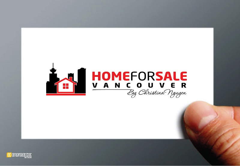 Logo Design by kowreck - Entry No. 72 in the Logo Design Contest New Logo Design for HomeForSaleVancouver.