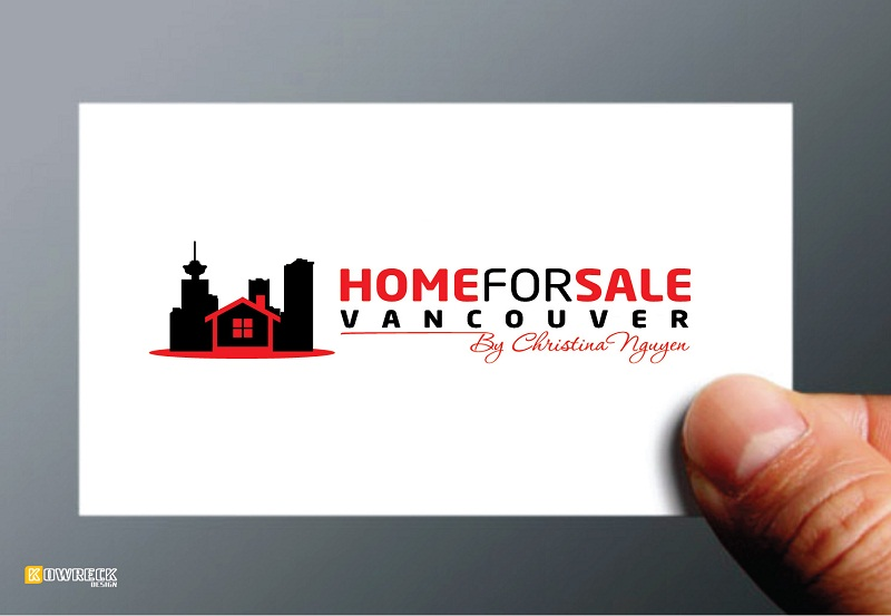 Logo Design by kowreck - Entry No. 73 in the Logo Design Contest New Logo Design for HomeForSaleVancouver.