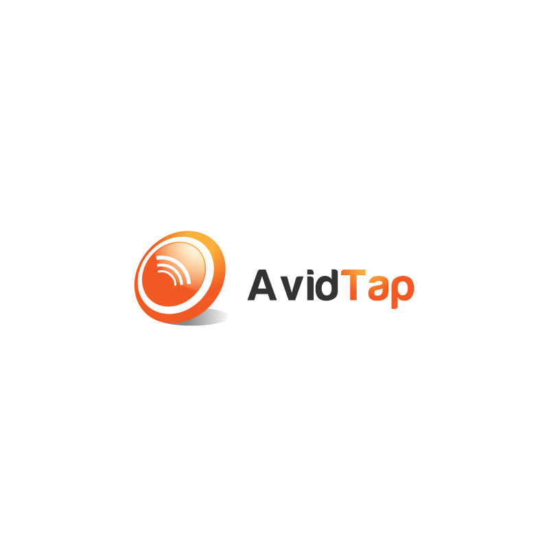 Logo Design by Gouranga Deuri - Entry No. 20 in the Logo Design Contest Imaginative Logo Design for AvidTap.