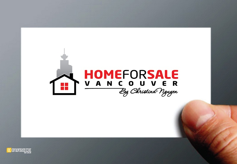 Logo Design by kowreck - Entry No. 76 in the Logo Design Contest New Logo Design for HomeForSaleVancouver.