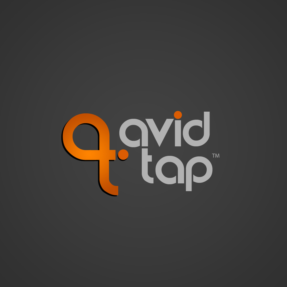 Logo Design by omARTist - Entry No. 22 in the Logo Design Contest Imaginative Logo Design for AvidTap.