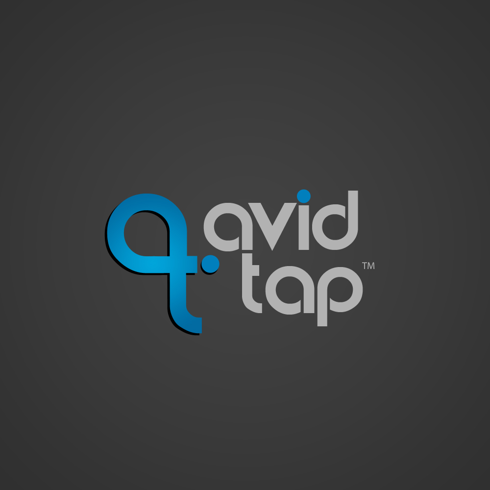Logo Design by omARTist - Entry No. 23 in the Logo Design Contest Imaginative Logo Design for AvidTap.