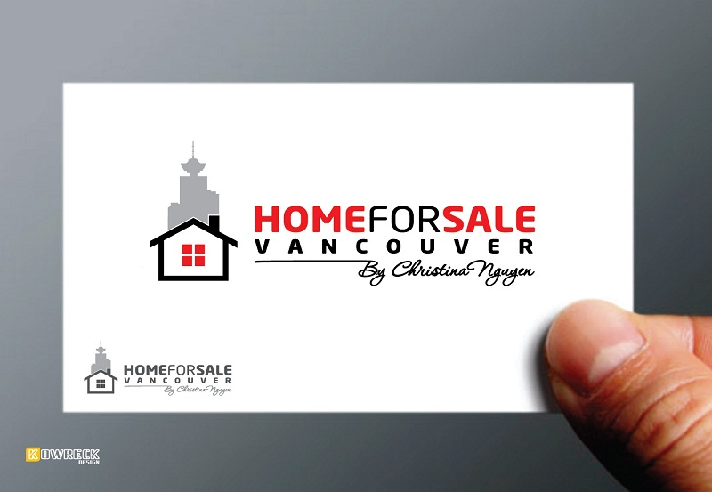 Logo Design by kowreck - Entry No. 78 in the Logo Design Contest New Logo Design for HomeForSaleVancouver.