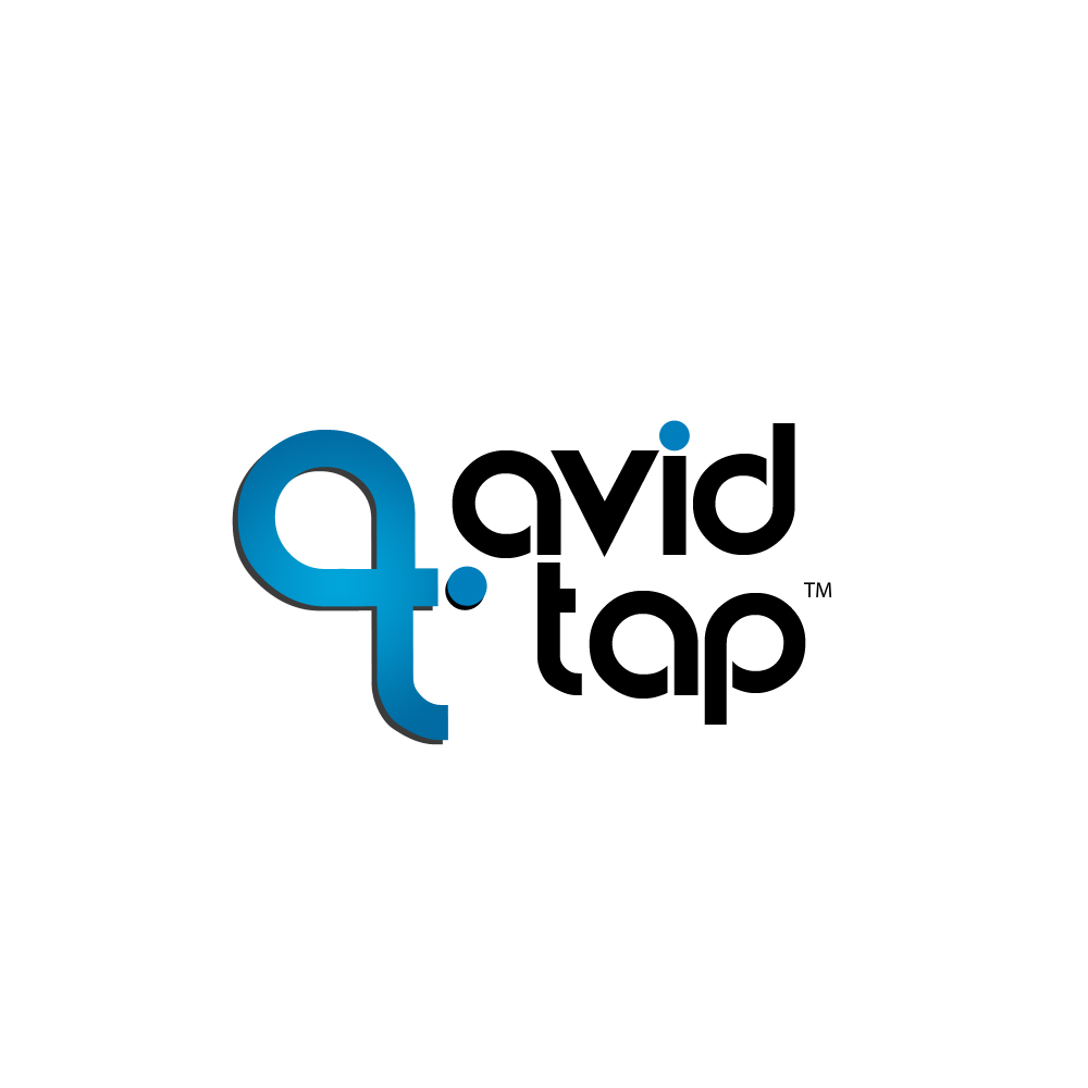 Logo Design by omARTist - Entry No. 24 in the Logo Design Contest Imaginative Logo Design for AvidTap.
