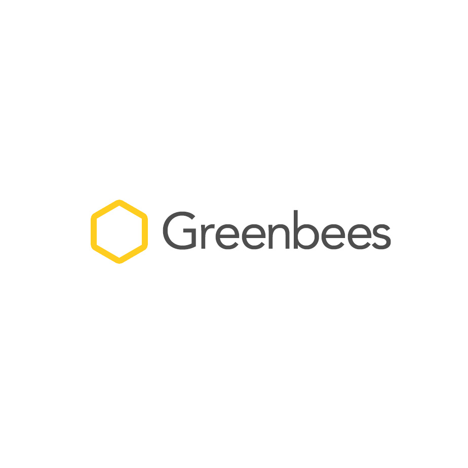 Logo Design by MikeKondrat - Entry No. 155 in the Logo Design Contest Greenbees Logo Design.