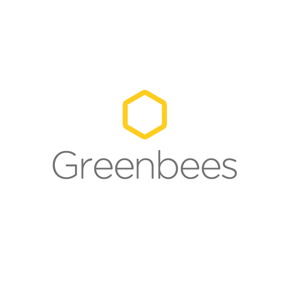 Logo Design by MikeKondrat - Entry No. 157 in the Logo Design Contest Greenbees Logo Design.
