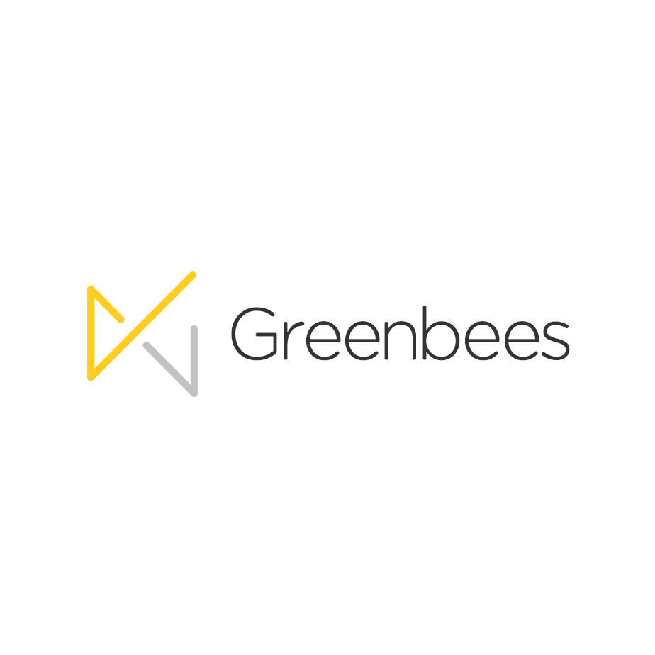 Logo Design by MikeKondrat - Entry No. 159 in the Logo Design Contest Greenbees Logo Design.