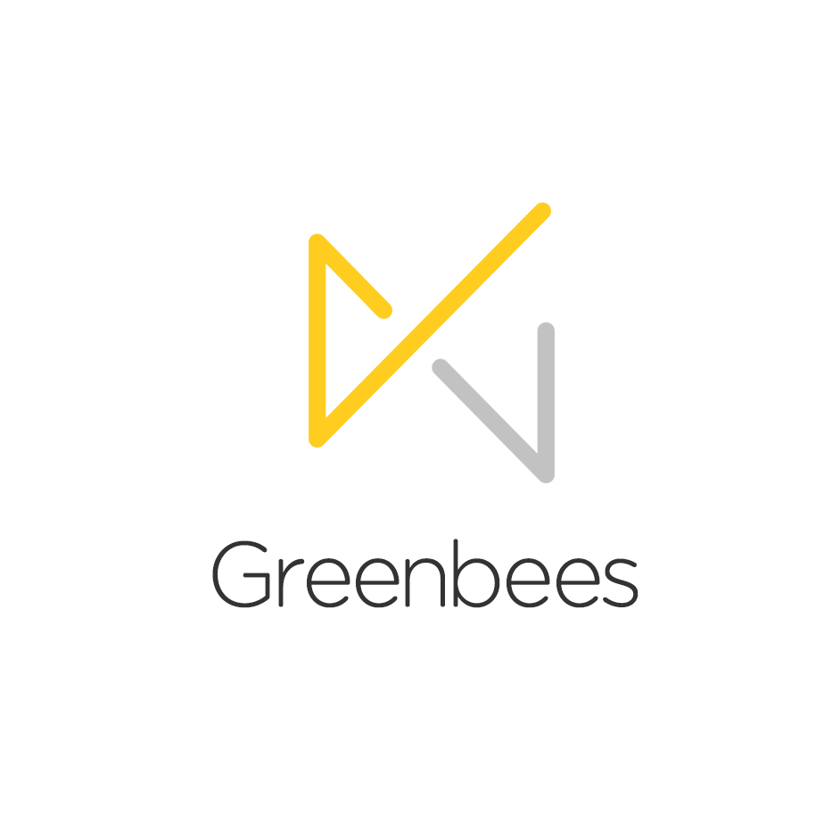 Logo Design by MikeKondrat - Entry No. 160 in the Logo Design Contest Greenbees Logo Design.