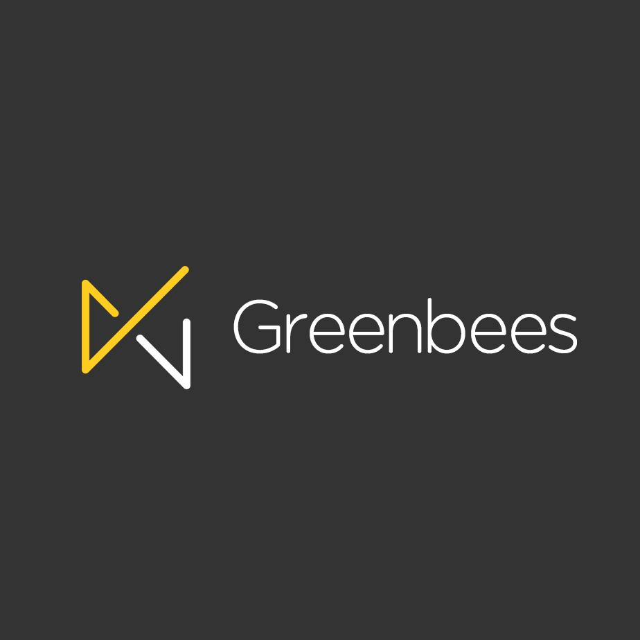 Logo Design by MikeKondrat - Entry No. 161 in the Logo Design Contest Greenbees Logo Design.