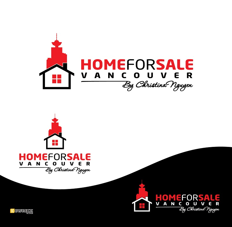 Logo Design by kowreck - Entry No. 79 in the Logo Design Contest New Logo Design for HomeForSaleVancouver.
