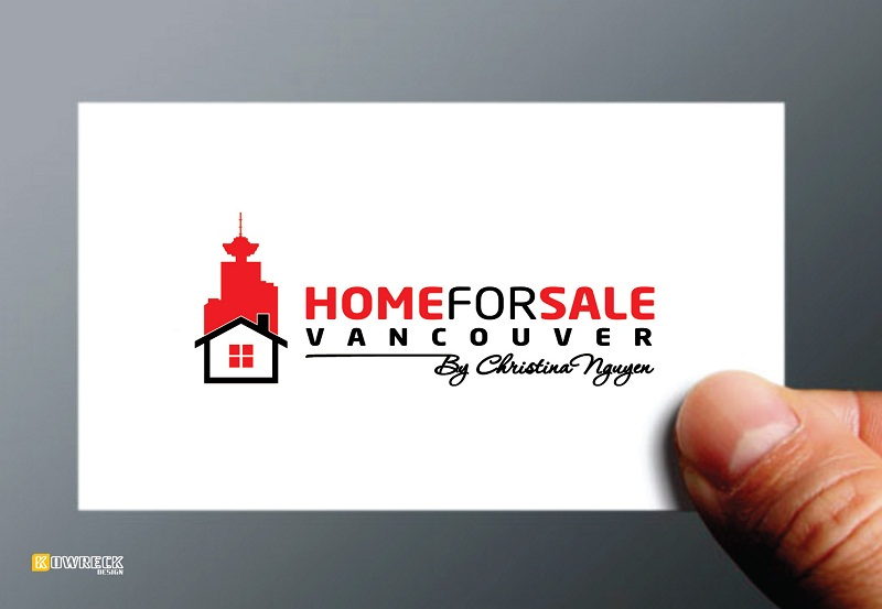 Logo Design by kowreck - Entry No. 80 in the Logo Design Contest New Logo Design for HomeForSaleVancouver.