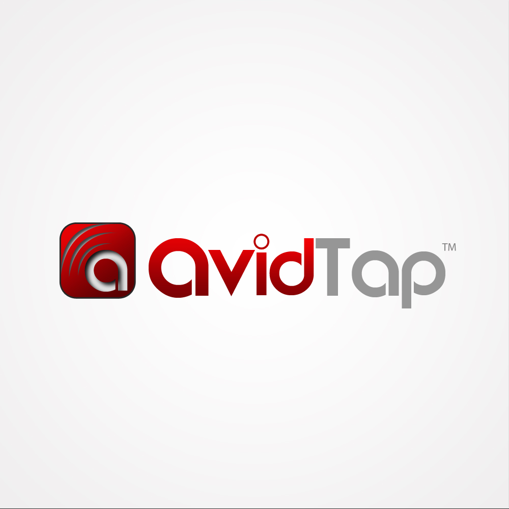 Logo Design by omARTist - Entry No. 30 in the Logo Design Contest Imaginative Logo Design for AvidTap.