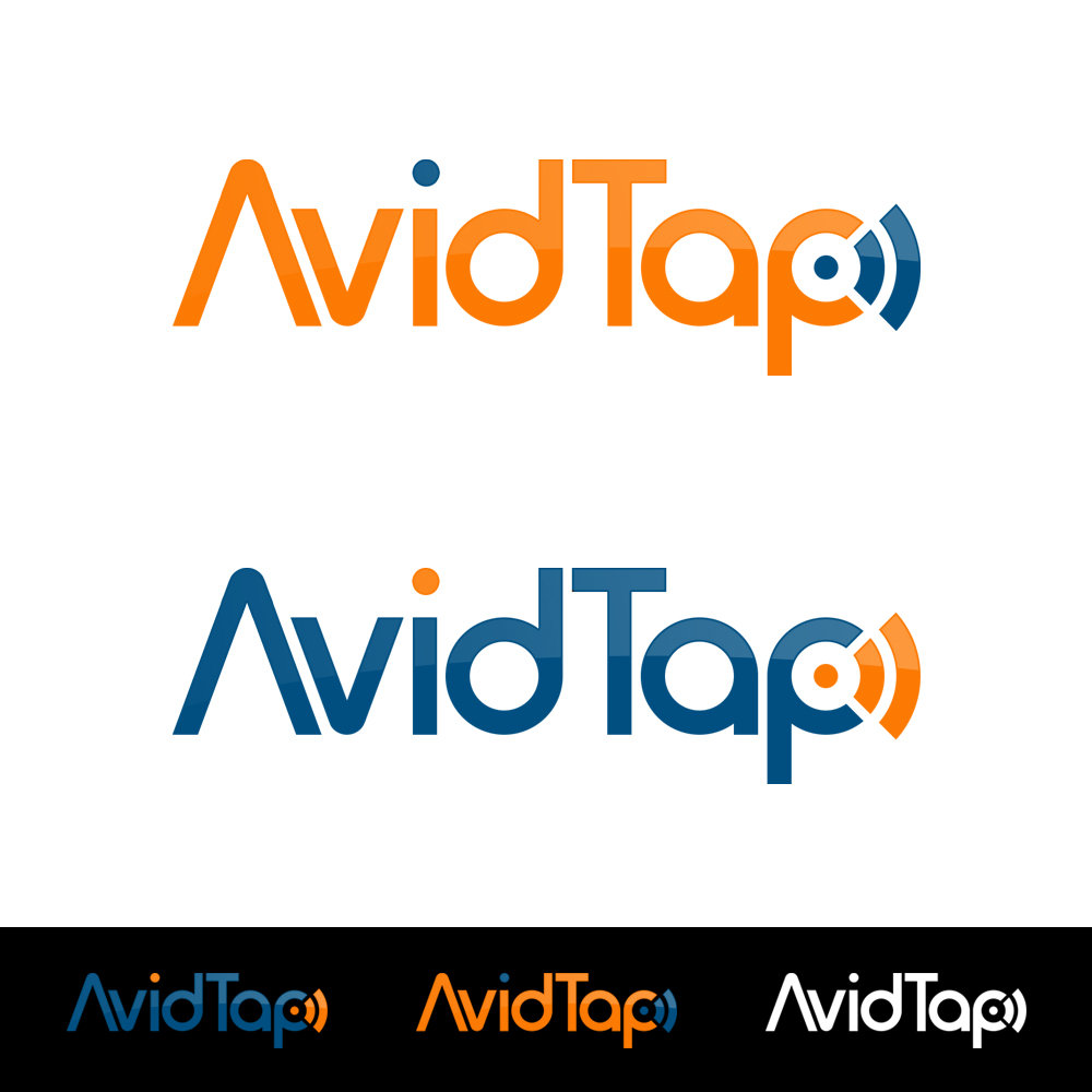Logo Design by Cinr - Entry No. 31 in the Logo Design Contest Imaginative Logo Design for AvidTap.