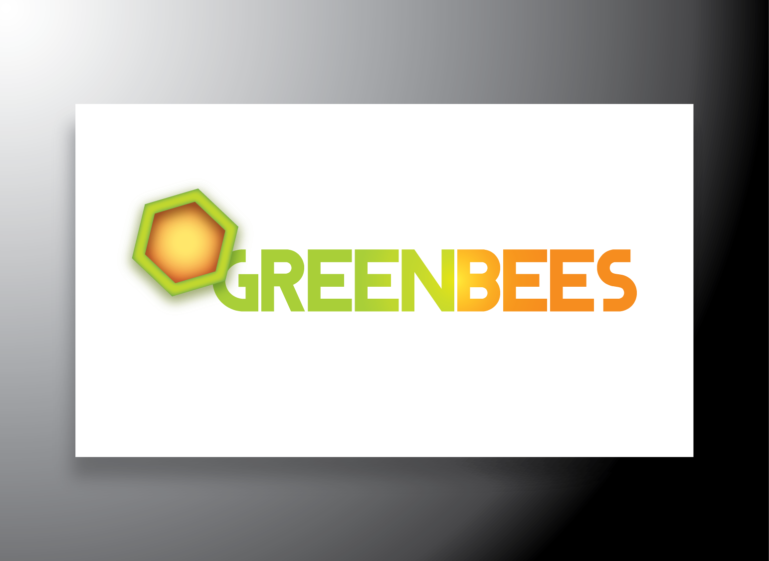 Logo Design by Teresa Abney - Entry No. 162 in the Logo Design Contest Greenbees Logo Design.