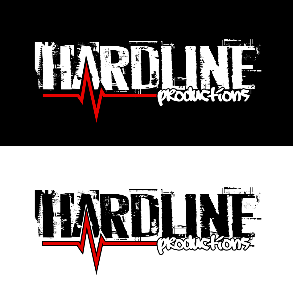 Logo Design by xenowebdev - Entry No. 122 in the Logo Design Contest Hardline Productions.