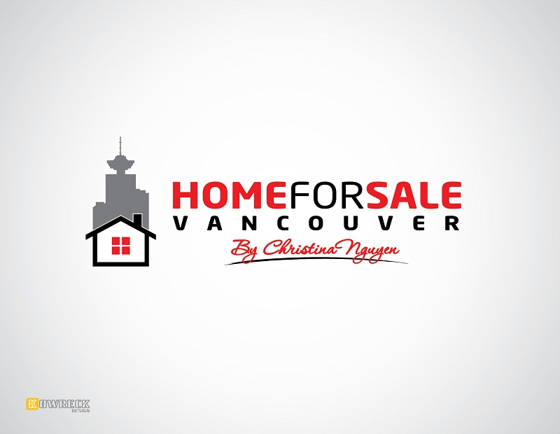 Logo Design by kowreck - Entry No. 81 in the Logo Design Contest New Logo Design for HomeForSaleVancouver.