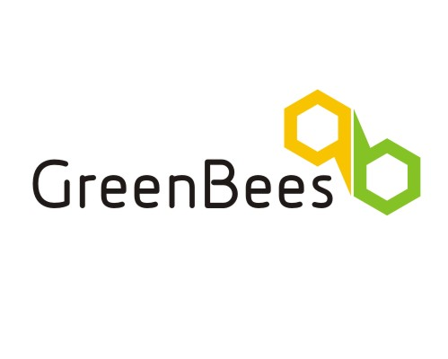 Logo Design by Mochamad anwar Rosyidi - Entry No. 168 in the Logo Design Contest Greenbees Logo Design.