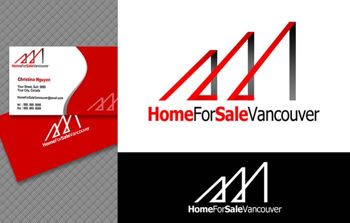 Logo Design by Respati Himawan - Entry No. 82 in the Logo Design Contest New Logo Design for HomeForSaleVancouver.