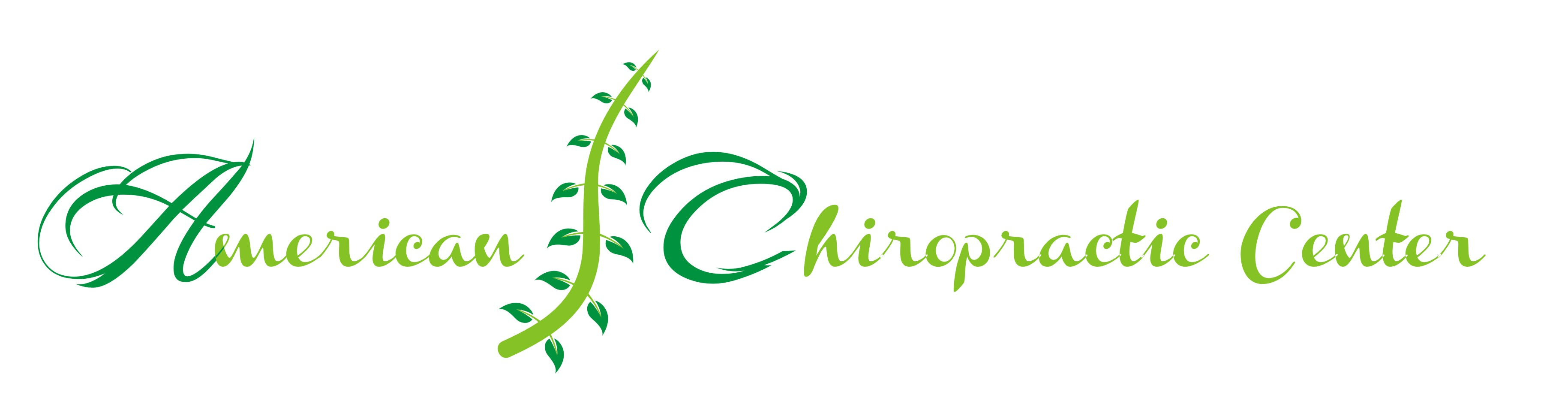 Logo Design by Crystal Desizns - Entry No. 235 in the Logo Design Contest Logo Design for American Chiropractic Center.