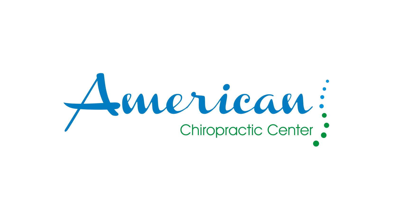 Logo Design by Crystal Desizns - Entry No. 237 in the Logo Design Contest Logo Design for American Chiropractic Center.