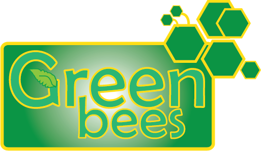 Logo Design by jecoaff - Entry No. 186 in the Logo Design Contest Greenbees Logo Design.