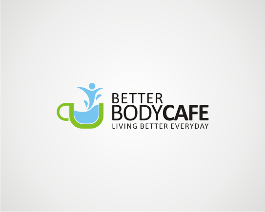 Logo Design by OriQ - Entry No. 65 in the Logo Design Contest New Logo Design for Better Body Cafe.