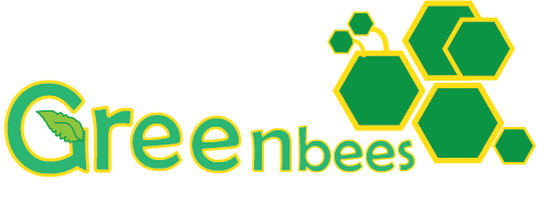 Logo Design by jecoaff - Entry No. 187 in the Logo Design Contest Greenbees Logo Design.