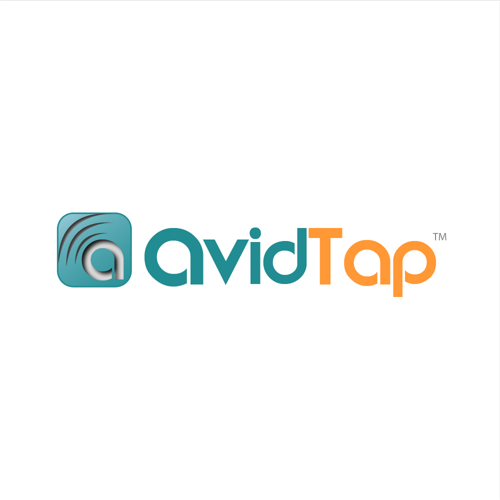 Logo Design by omARTist - Entry No. 35 in the Logo Design Contest Imaginative Logo Design for AvidTap.