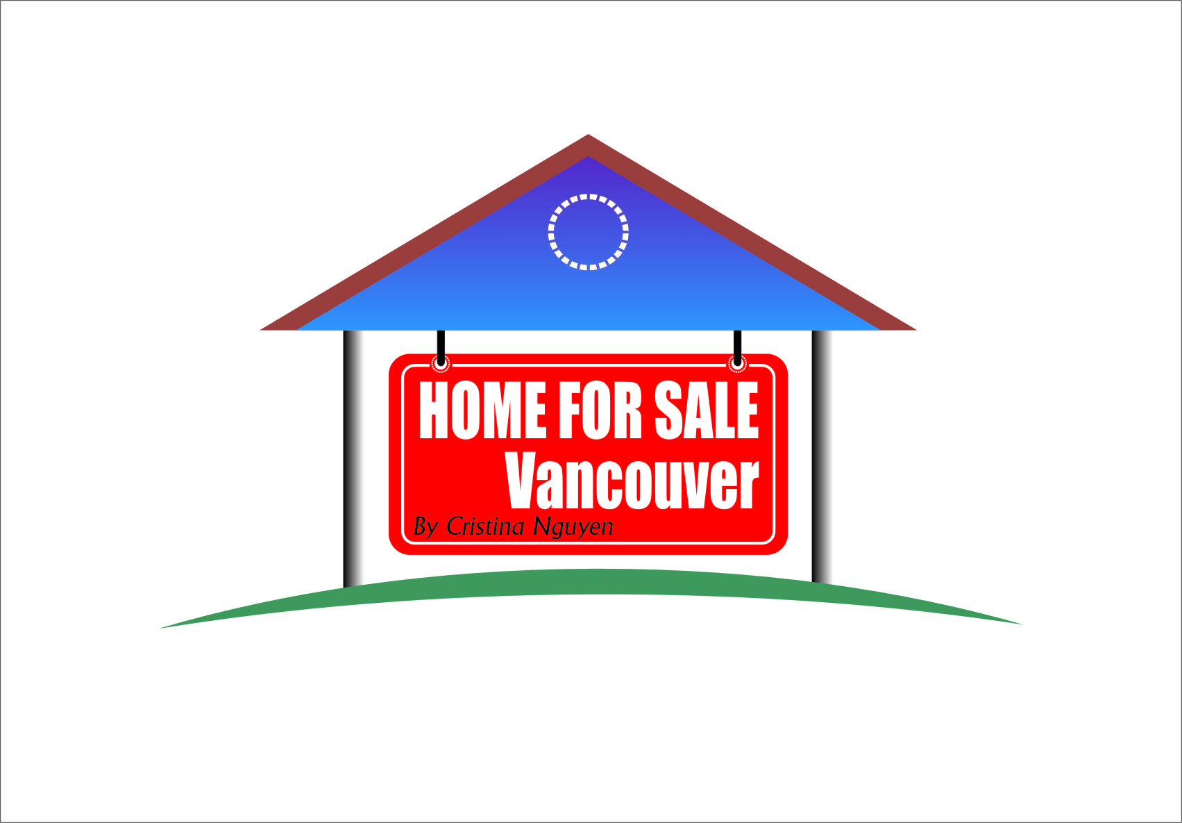 Logo Design by Ngepet_art - Entry No. 86 in the Logo Design Contest New Logo Design for HomeForSaleVancouver.