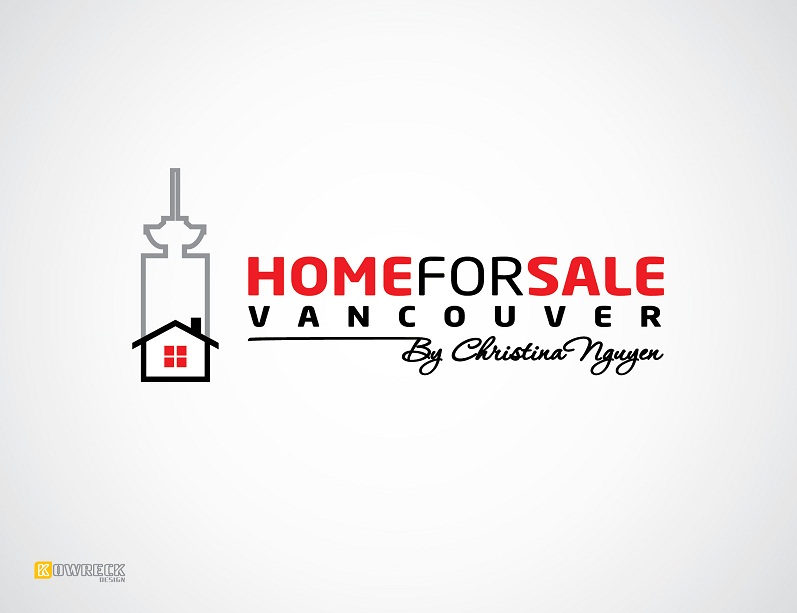 Logo Design by kowreck - Entry No. 87 in the Logo Design Contest New Logo Design for HomeForSaleVancouver.
