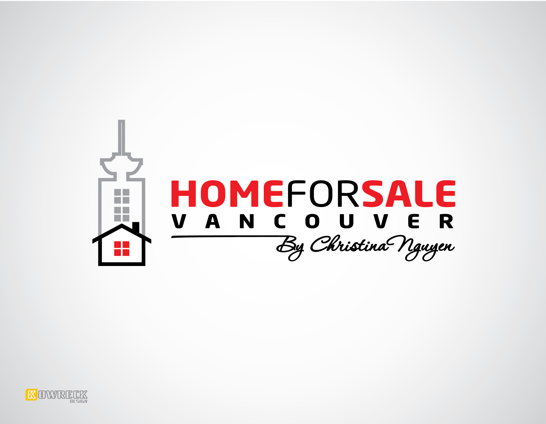 Logo Design by kowreck - Entry No. 88 in the Logo Design Contest New Logo Design for HomeForSaleVancouver.