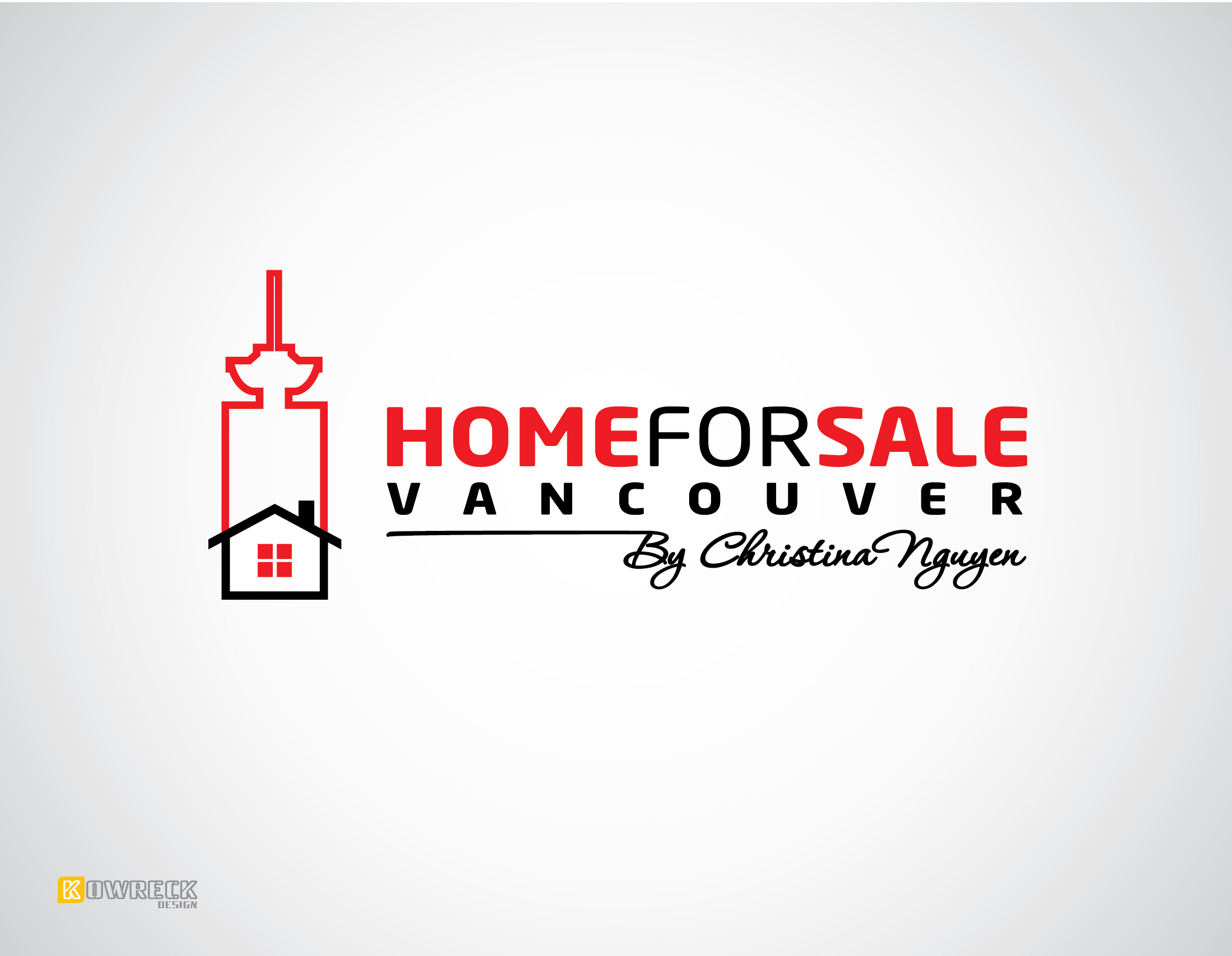 Logo Design by kowreck - Entry No. 89 in the Logo Design Contest New Logo Design for HomeForSaleVancouver.