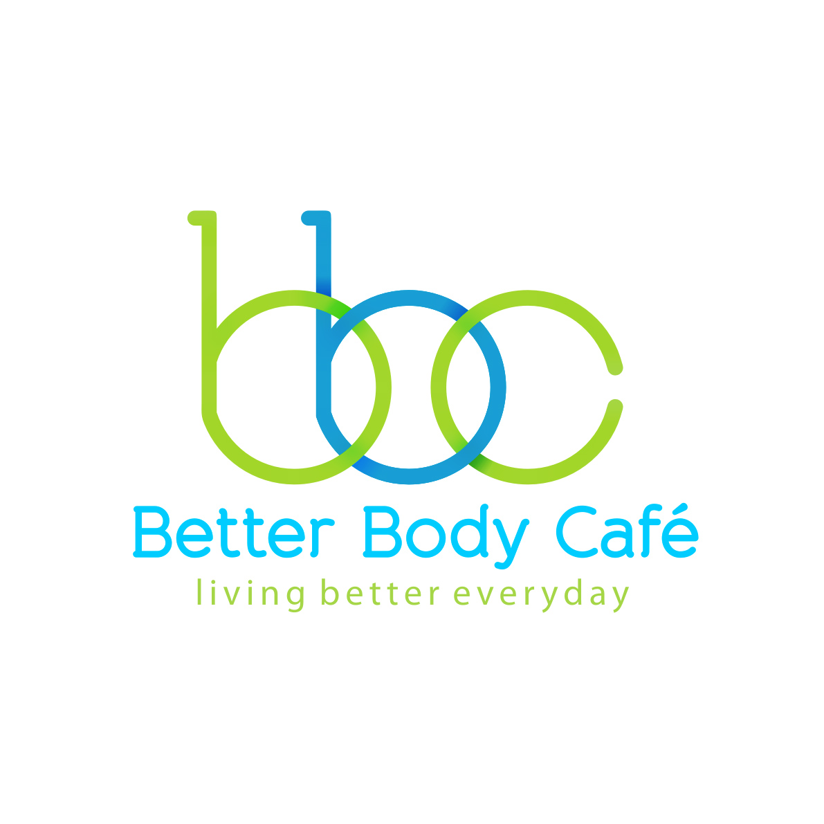 Logo Design by Private User - Entry No. 66 in the Logo Design Contest New Logo Design for Better Body Cafe.