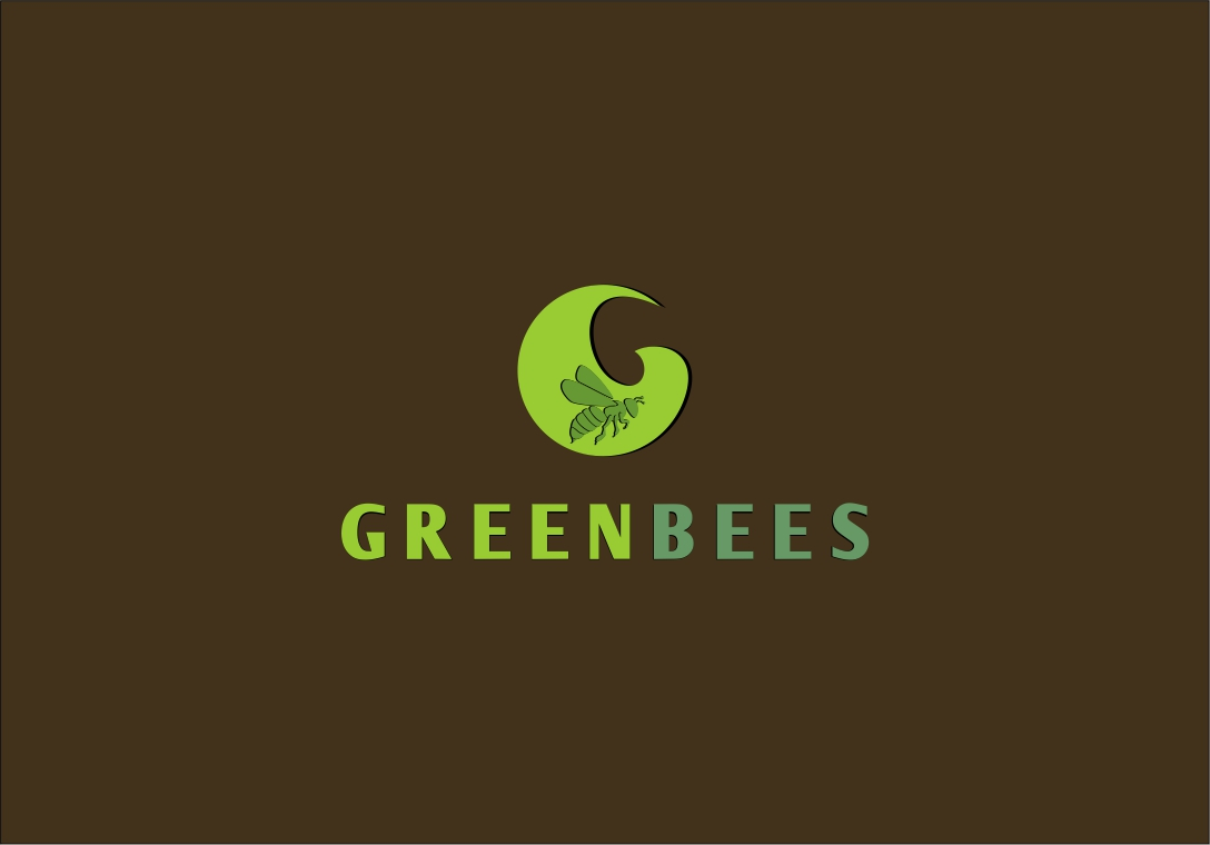 Logo Design by Fatih Ercan - Entry No. 192 in the Logo Design Contest Greenbees Logo Design.