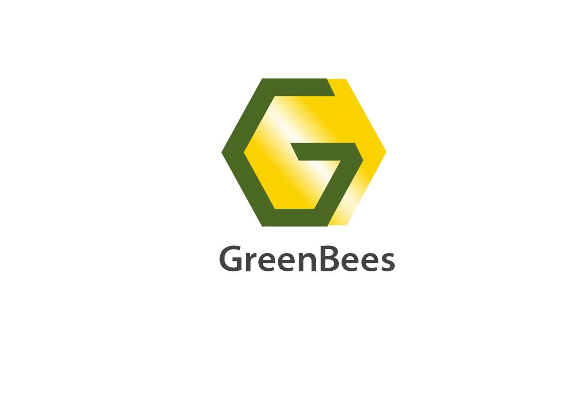 Logo Design by Heri Susanto - Entry No. 194 in the Logo Design Contest Greenbees Logo Design.
